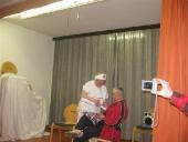 """027027Ingrid und Hans-Jürgen (SHG -Löbau) -""""Im Krankenhaus"""""""