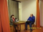 """029029Sigrid und Ralf  - """"In der Anwaltskanzlei"""""""